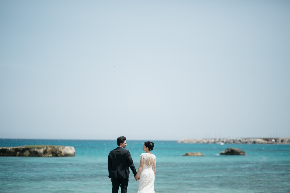 Wedding with a sea view Puglia Italy - LeccEventi wedding planner