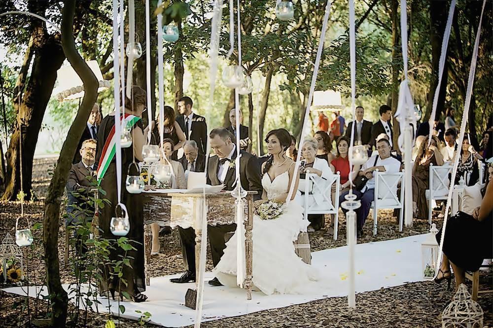 Cerimonia civile a Tenuta Tresca - Salento -LeccEventi wedding planner
