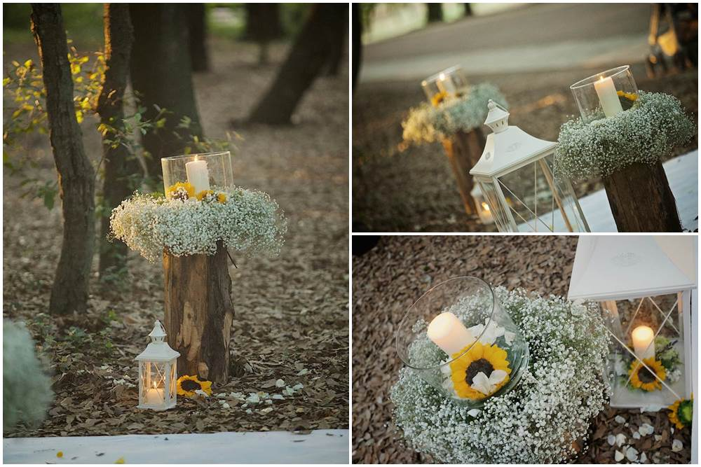 Enchanted wedding - rito civile Tenuta Tresca-LeccEventi wedding planner