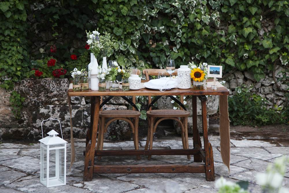 Rustic wedding a Tenuta Tresca in Puglia
