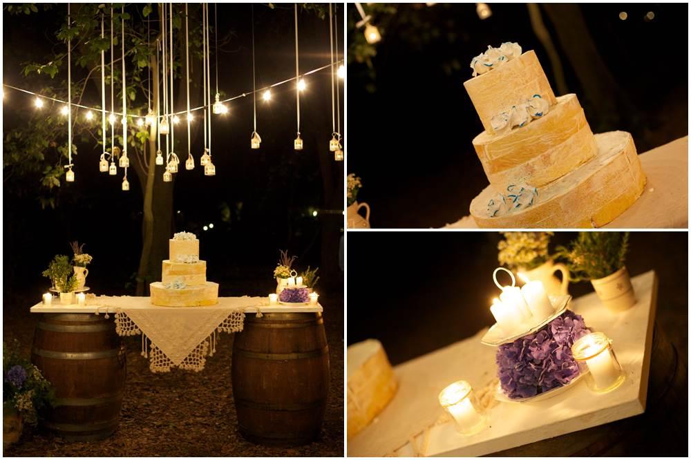 14-Naked wedding cake Tenuta Tresca LeccEventi wedding planner