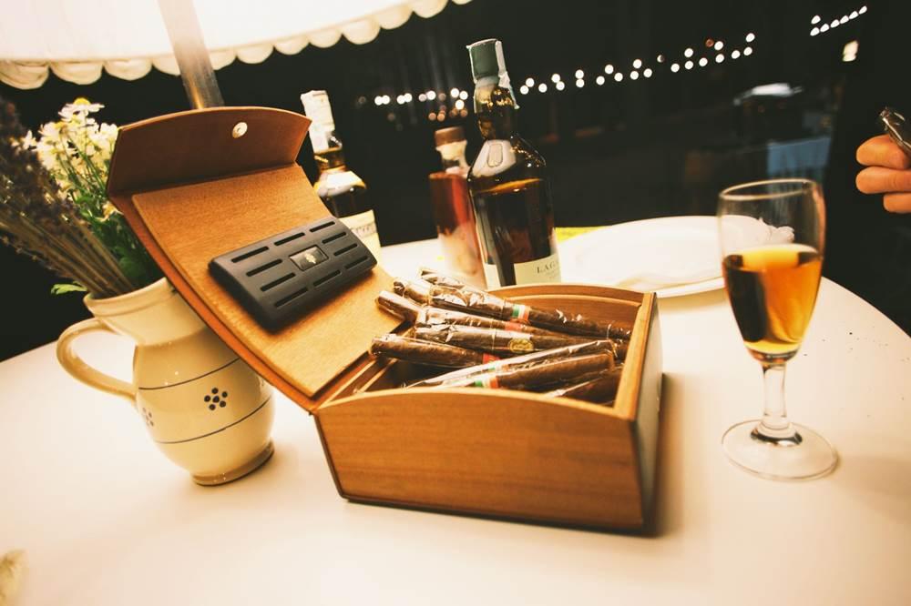 16-Sigari e rum a fine serata - Tenuta Tresca LeccEventi wedding planner