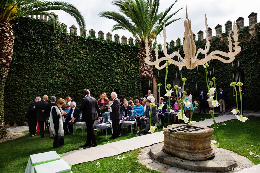 13 Spanish wedding in Puglia - Castello Monaci - LeccEventi wedding planner