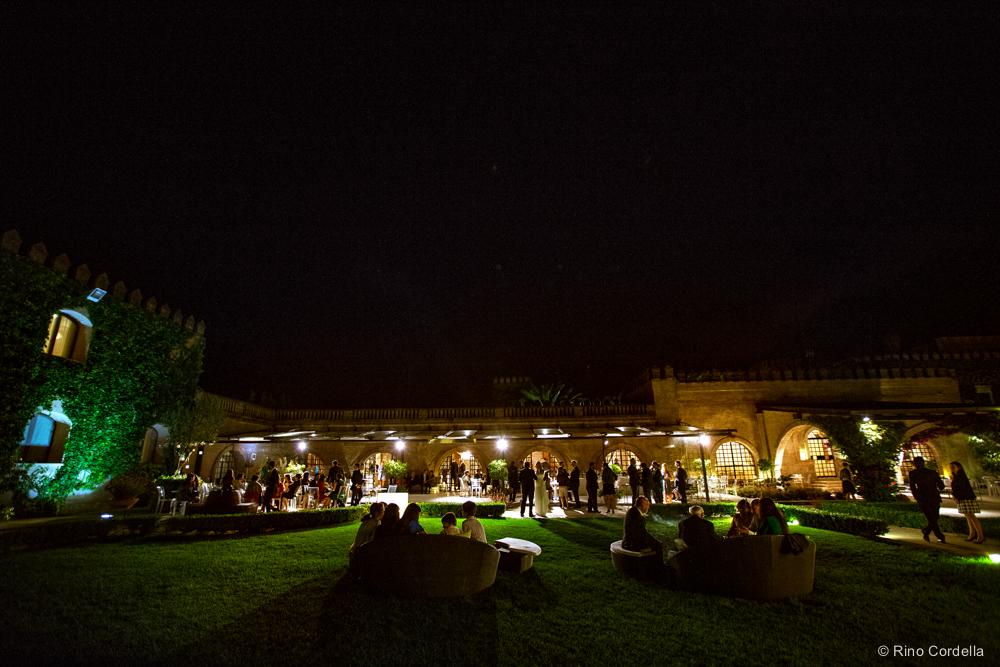 31 Spanish wedding in Puglia - Castello Monaci - LeccEventi wedding planner