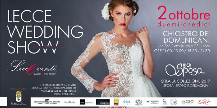 Lecce Wedding Show Edizione 2016